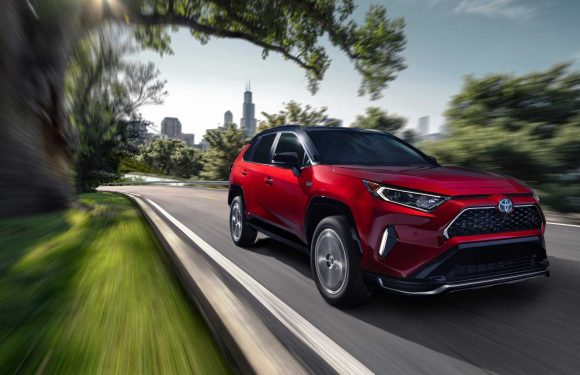 US: In 2020, Toyota Sold 3,200 RAV4 Prime