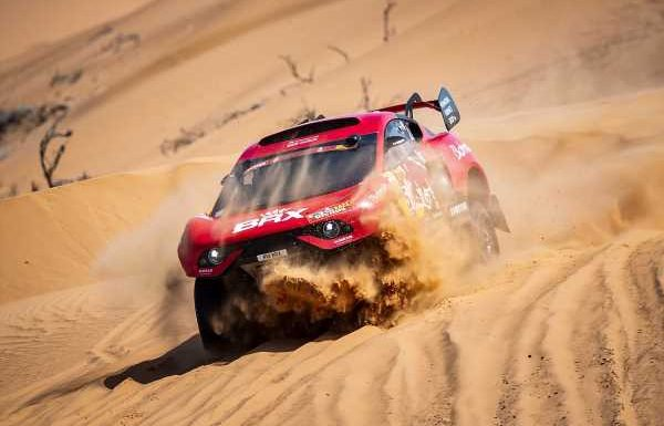 Sebastien Loeb says Dakar 2021 'a race of co-drivers'