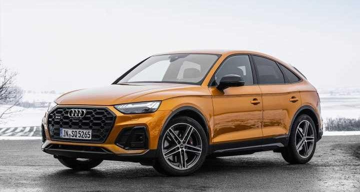 New Audi SQ5 Sportback gets 341hp