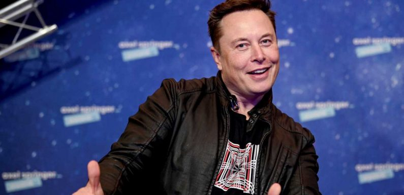 Elon Musk Is Now the Richest Person on Earth Thanks to Surging Tesla Stock