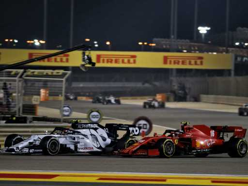 'Disappointed' AlphaTauri were faster than Ferrari   F1 News by PlanetF1