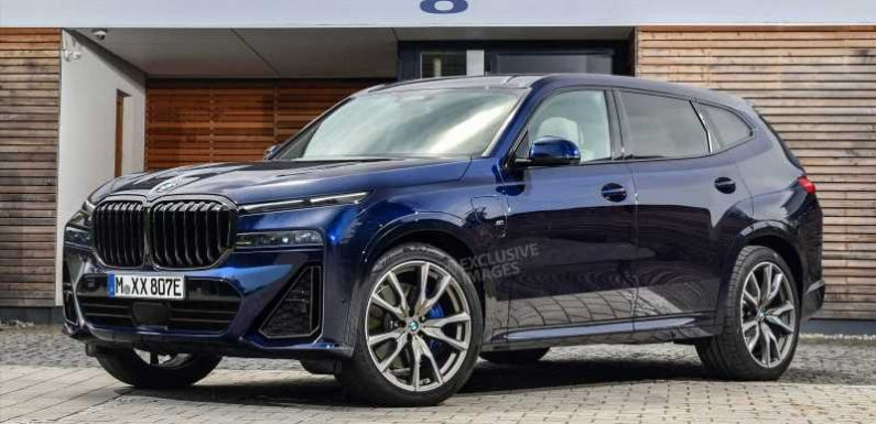 New BMW X8 to complete brand's SUV line-up