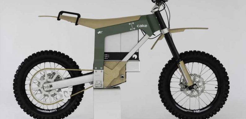 This Solar-Powered, Off-Grid Bike Can Bust Poachers Anywhere