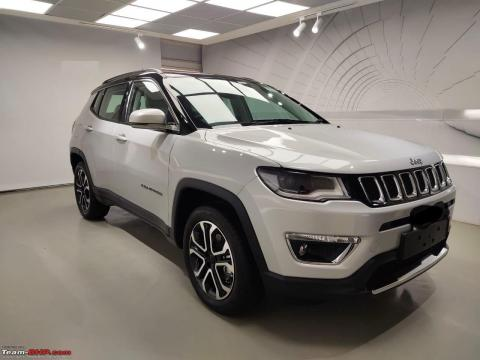 Xpel Paint Protection Film on my Jeep Compass