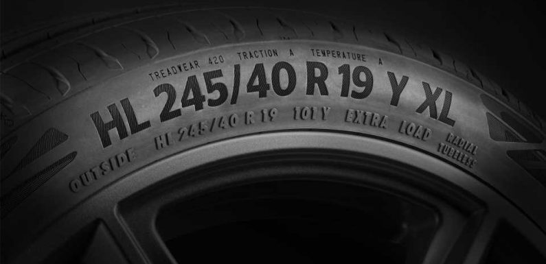 New Cars Are So Heavy That Continental Had to Come Up With a New Tire Rating