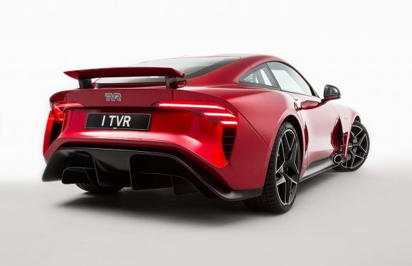 TVR 'confident' on first Griffith in 2022