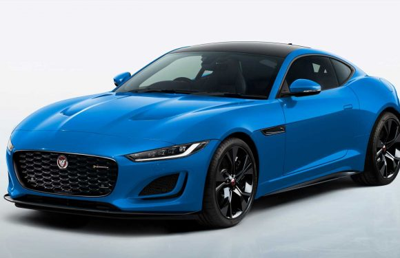 New limited Jaguar F-Type Reims Edition unveiled