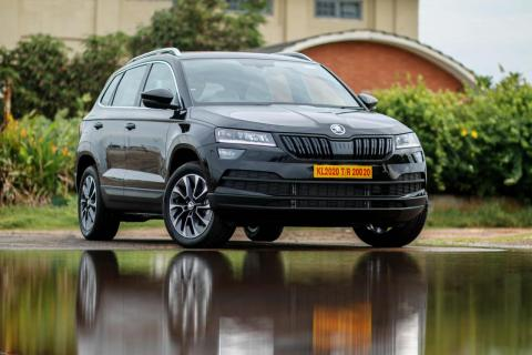Skoda Karoq removed from website