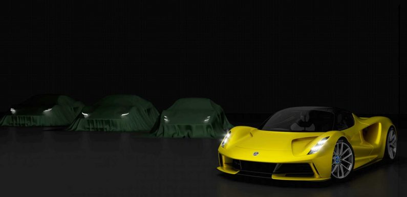 New Lotus 'Type 131' due in 2021 as Elise, Exige and Evora bow out