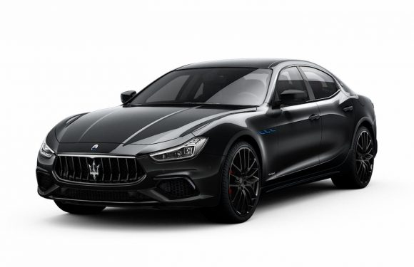 Maserati  'Sportivo' for Levante and Ghibli