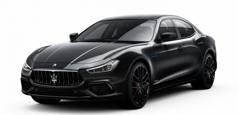 Maserati  'Sportivo' for Levante and Ghibli