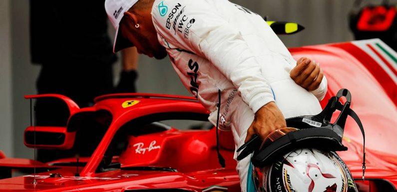 Ferrari has no 'regret' over not signing Hamilton | F1 News by PlanetF1