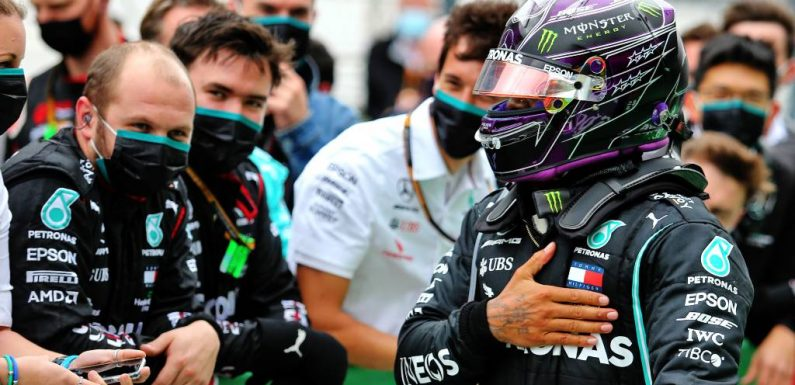 Toto Wolff: Lewis Hamilton's mindset not all about him | Planet F1