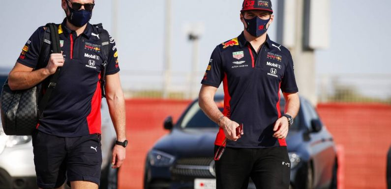 Max Verstappen might 'press delete' on social media accounts