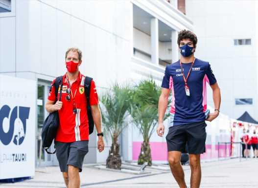 Aston Martin: Sebastian Vettel and Lance Stroll 'the ideal blend'