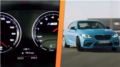 Here's the V10-Dubbed M2 Clip BMW Released and Tried to Erase From the Internet