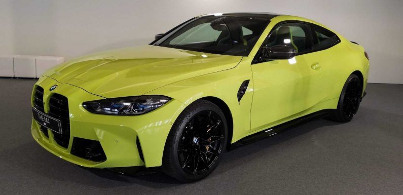 BMW Video Shows The Lightest New M4 Is Still Heavier Than The Old M4 DCT