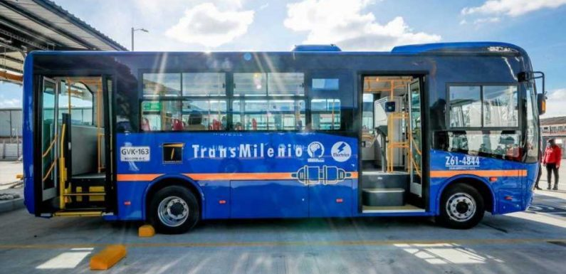 Colombia: BYD Just Won Another 400+ EV Bus Order