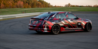 The Cadillac V-Series Blackwings Are Coming, Soon