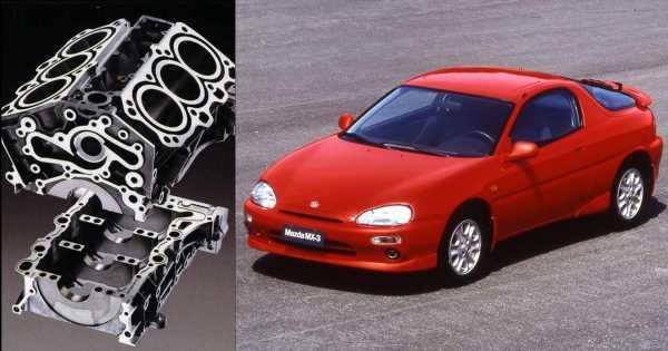 6 Tiny V6s Found In Production Cars