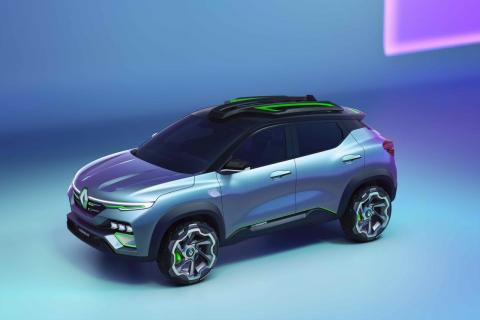 Renault Kiger to be unveiled on January 28