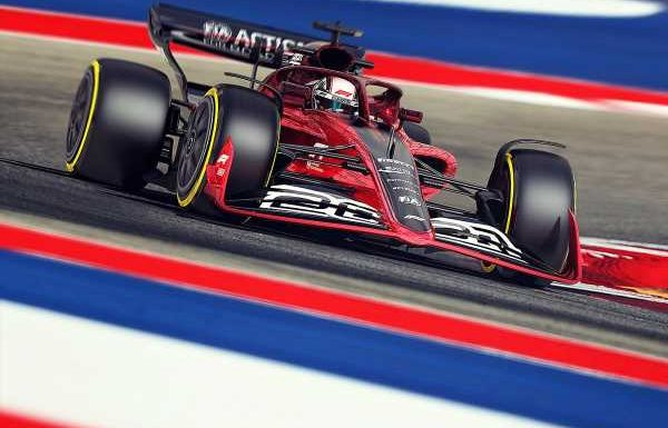 F1 rubbishes talk of delay to 2022 new rules