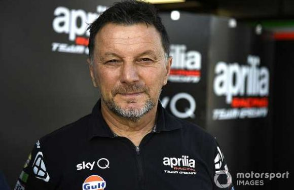 MotoGP team boss Gresini regains consciousness in COVID battle