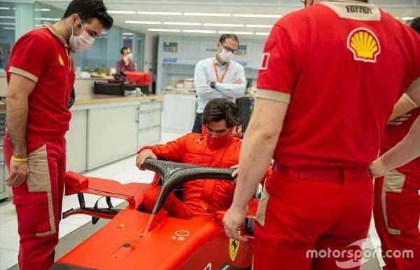 Ferrari F1 test at Fiorano to include Sainz, Mick Schumacher