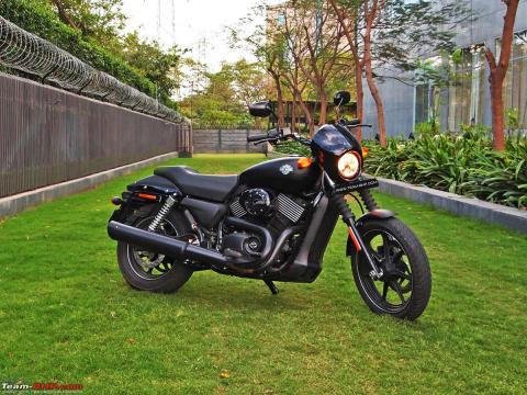 Harley-Davidson kills its cheap & small motorcycles