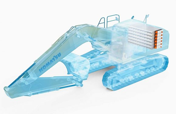 Komatsu Announces Collaboration With Proterra On Electric Excavators