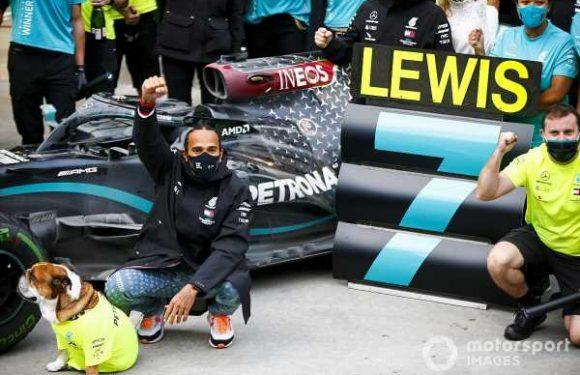 Todt: Hamilton's F1 dominance bigger than Schumacher's