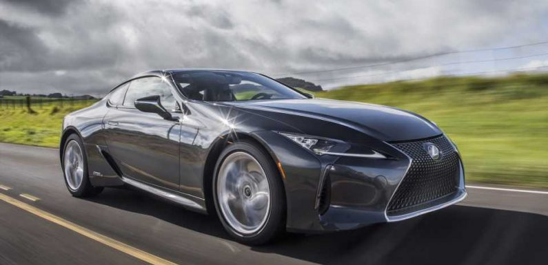 The 9 most beautiful cars of 2021