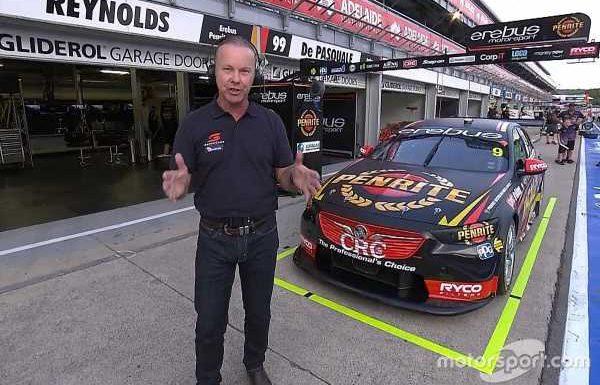Larkham returns to Supercars TV team