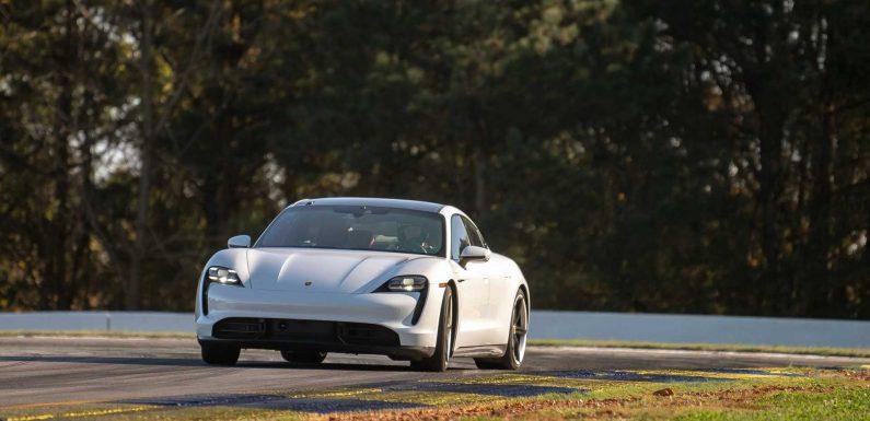 Porsche Taycan Sales Exceed 20,000 In 2020