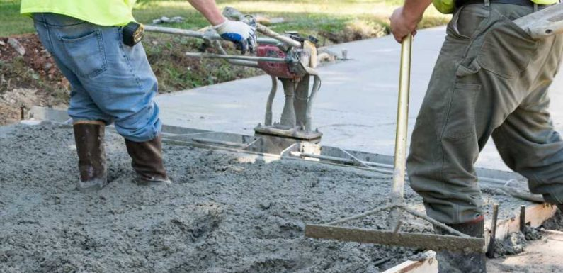 Homeowner Gets Free Concrete Driveway After Colossal Contractor Mixup