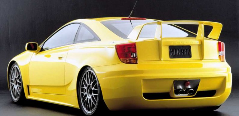 Toyota Files for 'Celica' Trademark Again and This Is Really Getting Old, Guys