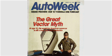 Jerry Wiegert, Enigmatic Creator of the Vector Supercar, Has Passed Away