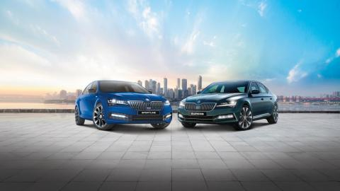 Skoda Superb vs the Competition