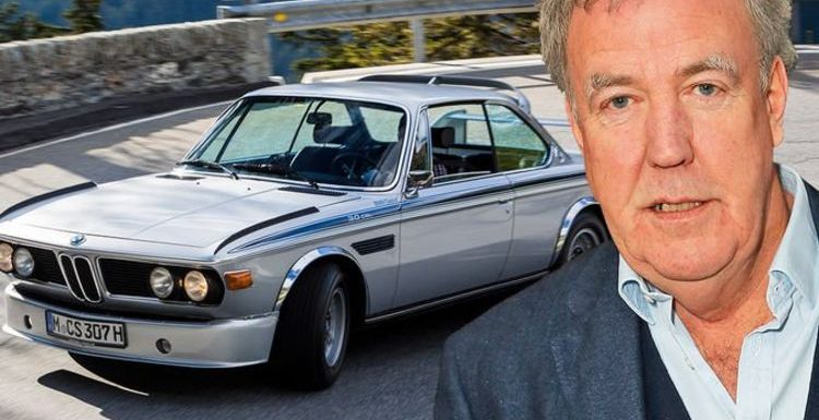 Top Gear host Jeremy Clarkson says selling classic BMW 3.0 CSL was 'absolutely idiotic'