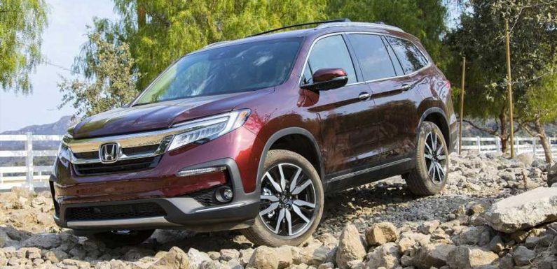 Honda Dealers Want Large SUV Above Pilot And An AWD Sedan