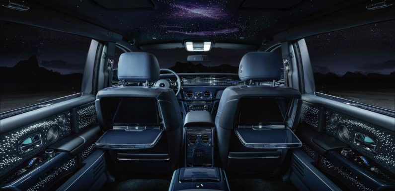 2021 Rolls-Royce Phantom Tempus Collection debuts – bespoke model inspired by time, limited to 20 units! – paultan.org