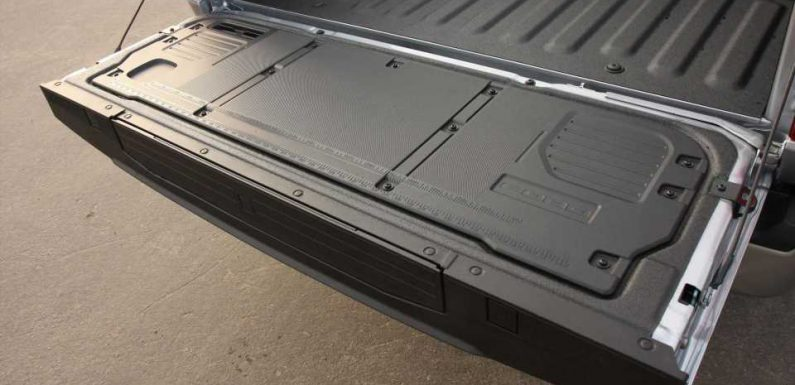 Ford Flexbed Trademark Could Be For A GMC MultiPro Tailgate Rival
