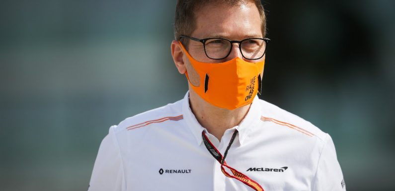 Andreas Seidl: McLaren 'clearly' yet to fulfil potential | F1 News by PlanetF1