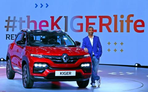 Renault Kiger to be launched on February 15