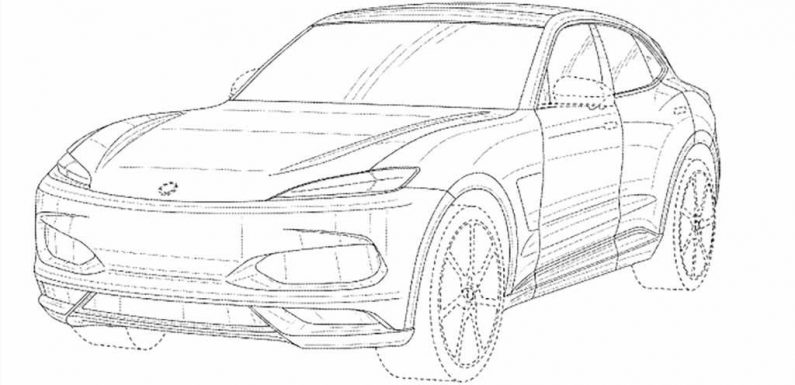 Electric Karma SUV Design Leaked in Patent Images