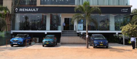 Kiger effect: PPS opens 5 new Renault showrooms in Telangana