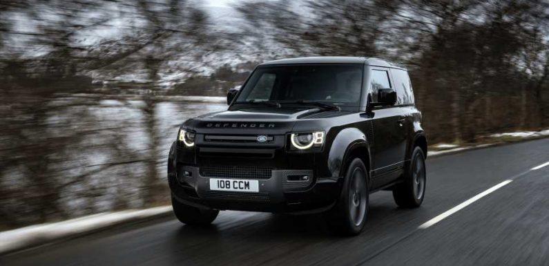 The 2022 Land Rover Defender 90 V8 Starts at Just Under $100K
