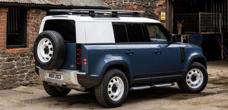 Land Rover Defender range could add pick-up variant – paultan.org