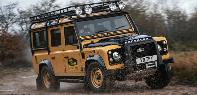 2021 Land Rover Defender Works V8 Trophy debuts – 25 units only, 5.0L NA V8 with 405 PS; from RM1.09 mil – paultan.org