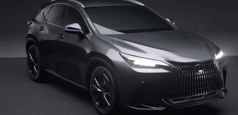 New Lexus NX leaked ahead of official launch